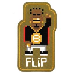 Flip bastien b sticker