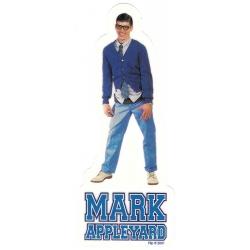 Flip mark appleyard student sticker