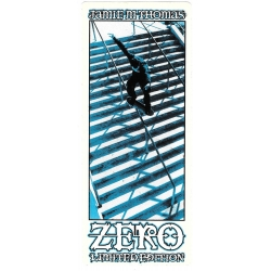 Zero Skateboards jamie thomas ltd sticker