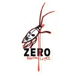 Zero lopez insect blood sticker
