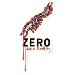 Zero rattray insect blood sticker