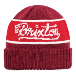 Brixton Ltd Mach burgundy bonnet