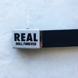 Real Roll Forever Black ceinture