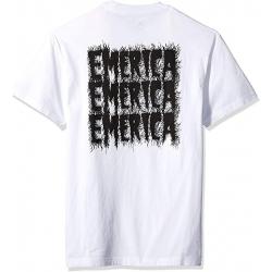 Emerica Weiß scannen t-shirt