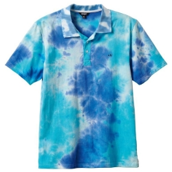 Enjoi Wallie Polo Cyan t-shirt