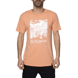 HUF Tomorrow Canyon Sunset t-shirt
