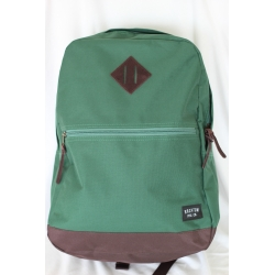 Brixton Basic Backpack Green luggage-storage