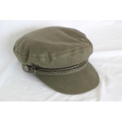 Brixton Fiddler olive cap