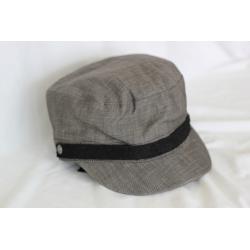 Brixton Busker - Grey Grey casquette