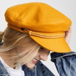 Brixton Ashland - Mustard casquette
