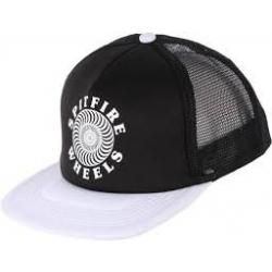 Spitfire Classic Swirl OG - Black White cap