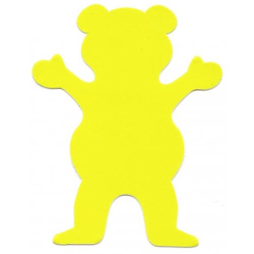 yellow bear