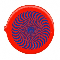 Spitfire Coin Pouch - Bighead Swirl Red Blue wallet