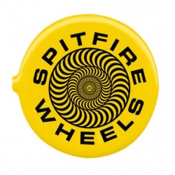 Spitfire Coin Pouch - Classic 87 Swirl Yellow Black porte-monnaie