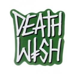 Deathwish Deathstack - Verde autocolante