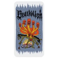 Deathwish Death Wichz - Evil Snakes sticker