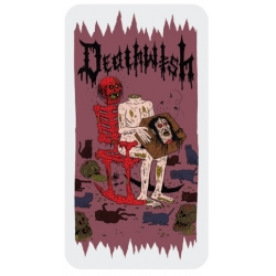 Deathwish Death Wichz - Headbox sticker