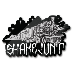 Shake Junt Night Train sticker