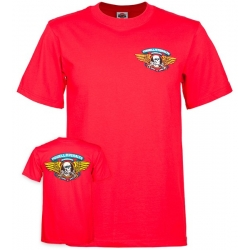 Powell Peralta Winged Ripper Red M t-shirt