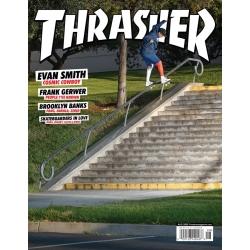 Thrasher Thrasher Mag - August 2020 librairie