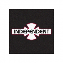 Independent Tapis O.G.B.C Black White Red accessoire