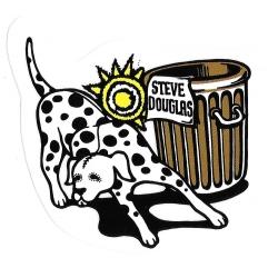 New Deal Steve Douglas Pro sticker