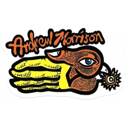 New Deal Andrew Morrison Pro sticker