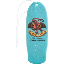 Powell Peralta Air Freshener Cab Dragon Blue Vanilla accessory