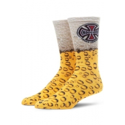 Independent Suds Sock Yellow socks