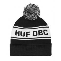 HUF Huf Dbc Pom Black beanie