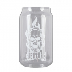 Creature Bonehead Beer Can Pint accessory
