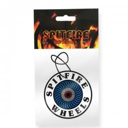Spitfire Air Freshener OG Swirl White Blue Red accessory