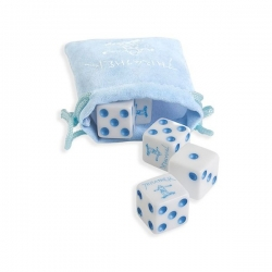 Thrasher Dice Set Blue accesorio