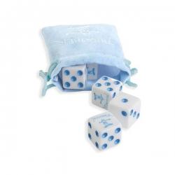 Thrasher Dice Set Blue accessoire