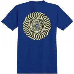 Spitfire Classic Swirl Royal t-shirt