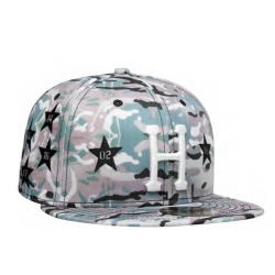 HUF Classic H All Star New Era Loden cap
