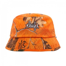 HUF Realtree Bucket Realtree Orange casquette