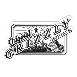 Grizzly Original sticker