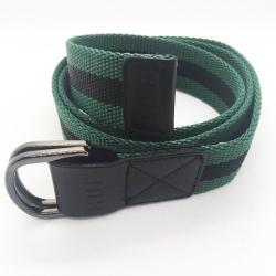 HUF Two Tones Green Black ceinture