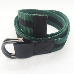HUF Two Tones Green Black belt