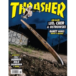 Thrasher November 2020 bookstore