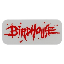 Birdhouse Blood Logo Red sticker