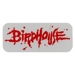 Birdhouse Blood Logo Red sticker