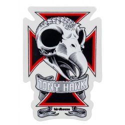 Birdhouse Skull 2 Tony Hawk sticker