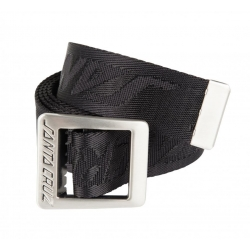Santa Cruz Hike Belt Black belt