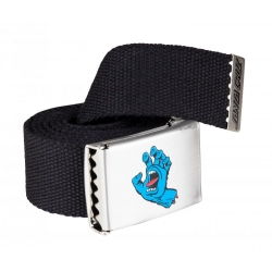 Santa Cruz Screaming Mini Hand Black belt