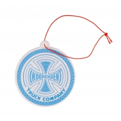 Independent Tile Cross Air Freshener accessory