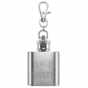Holy Water Keychain Silver