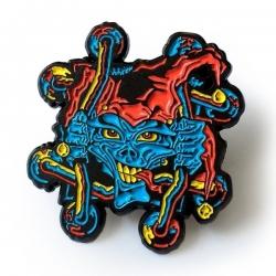 Black Label Lucero X-2 pins-badge