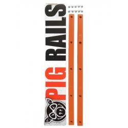 PIG Orange rails